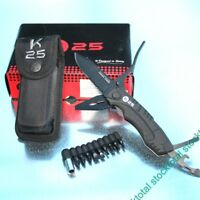 Navaja RUI/K25 USOS TACTICA.Hoja 8 cm  Marca: RUI/K25 Tipo: Navaja Táct 11072