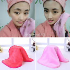 Hot Makeup Cleansing Face Towel Remover Cloth Microfiber Reusable Pads UK