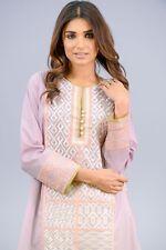 Khaadi Ladies Pakistani Indian Kurta DRESS ASAIN KURTA WITH EMBROIDERY