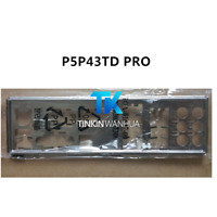 NEW IO I/O SHIELD back plate BLENDE BRACKET for ASUS P5P43TD PRO