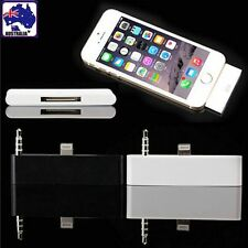 Apple iPhone5 5c to iPhone 4 Audio Converter Adapter Connector 8 Pin ENIPH40