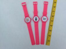 LOT of x3 Vintage 1980s ROCK N & ROLL Wrist Watches NEW NOS swatch Rock and Roll