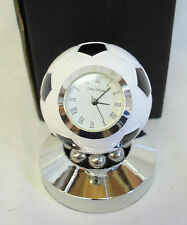 Football miniature clock BNWB