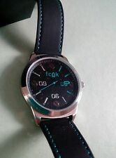 BNIB FRENCH CONNECTION FASHION STYLE ALL STAINLESS WATCH