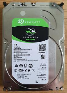 Seagate Barracuda ST4000DM004 - 4TB Festplatte - Garantie