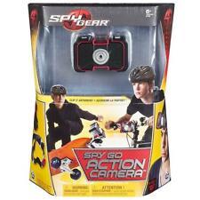 Spy Gear Spy Go Action Camera Clip-On Portable Spin Master DEALS