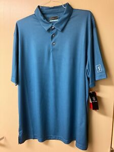 PGA Golf Shirt New with Tags Size XXL Blue/Green