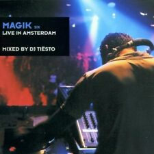 Tiesto-Magik 6/Live in Amsterdam CD NUOVO