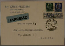 Francobolli italiani pacco postale
