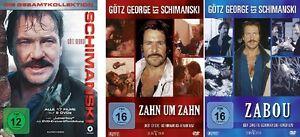 11 DVDs * SCHIMANSKI SET (GESAMTKOLLEKTION + ZAHN UM ZAHN + ZABOU) # NEU OVP %