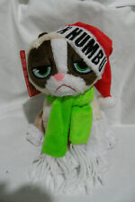 "GRUMPY CAT 7"" Christmas plush - BAH HUMBUG"