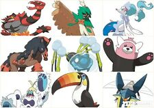 30 Pokemon of Alola Bundle Shiny 6IV Battle Ready Ultra Pokemon Sun and Moon