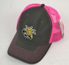 NCAA Wichita State Shockers Mesh Sideline Trucker Hat Cap HOT PINK, One Size