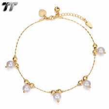 Pearl Fashion Anklets