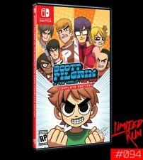 Scott Pilgrim Vs. The World: The Game - Nintendo Switch - Limited Run Games