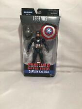 """Marvel Legends - 6"""" Captain America Civil War - with Giant Man BaF"""