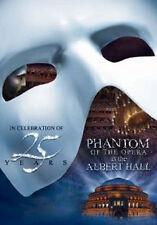 DVD:THE PHANTOM OF THE OPERA AT THE ALBERT HALL - NEW Region 2 UK