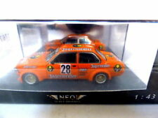Neo Scale Models Resin BMW Diecast Vehicles