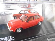 VAUXHALL Chevette Opel C Kadett City rot red 1982 Altaya IXO Collection 1:43