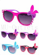 New Kids Rabbit Sunglasses For Girls Ages 3-10 Children (#F026K)