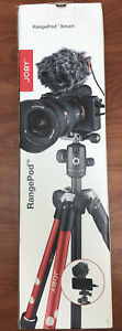 JOBY - RangePod Tripod - Red- OPEN BOX