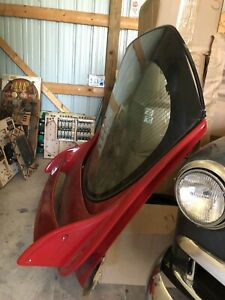 1998 Pontiac Firebird Rear Hatch