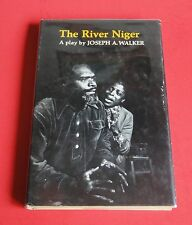 JOSEPH A. WALKER The River Niger Obie Award African American Play