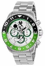 Invicta 24953 Men's 'Disney Limited Edition' Quartz Stainless Steel Casual Watch