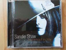 SANDIE SHAW CD: WIEDEHOPF IM MAI/SANDIE SHAW SINGT AUF DEUTSCH