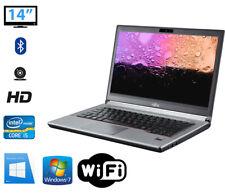 Fujitsu LifeBook e744 14 Zoll HD+ 1600x900px i5-4310M max 3,4GHz DVD Windows 10