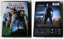 Cowboys & Aliens - Daniel Craig, Harrison Ford .DVD TOP