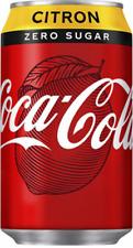 Coca Cola Zero Citron 24 x 33 cl Dosen € 22,95