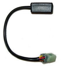 LeoVince Yamaha YZF600 R6  08-12 R1 1000 09-11 FAST Lambda Bung O2 Sensor Bypass
