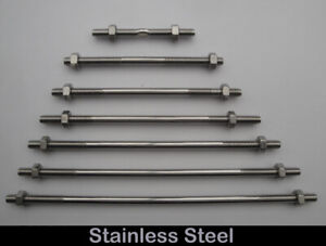 M6 Stainless Threaded Stud Motorcycle Gear Link Rod Left Hand/Right Hand Thread