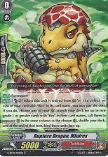 CARDFIGHT VANGUARD CARD: RUPTURE DRAGON, MINIREX - G-BT10/069EN C