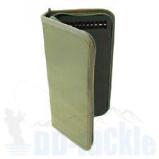 24 er Stiff Rig Wallet Tackle Box Karpfen Vorfachtasche Rig Board Hakenbox Hook