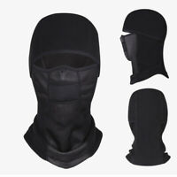 Motorcycle Biker Balaclava Full Face Mask Neck Tube Warmer Scarf Snood