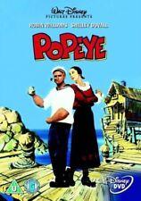 Popeye (Robin Williams Shelley Duvall) Region 4 DVD New