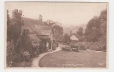 Selworthy,U.K.Selworthy Green,Somerset,c.1909
