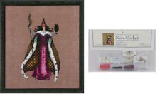 Nora Corbett Mirabilia Cross Stitch PATTERN & EMBELLISHMENT Pack MARI NC210