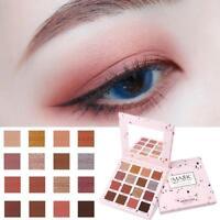IMAGIC 16 Colors Matte Shimmer Cosmetic Eye Shadow Makeup Eyeshadow Palette Gift