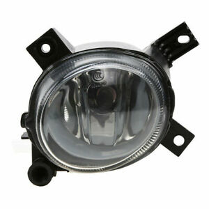 Driver Left Side 55W Front Fog Light Lamp with Bulb For Audi A3/S3 2010-2013 12