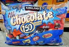 Kirkland Hershey's All Chocolate Pieces 150 pcs 90oz Bag