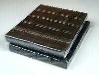 Christmas Sale 30 mm White /& Black Plastic Put Box Gemstone Exhibition Case 120 Pcs6 Pack
