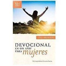 Devocional en un ao para mujeres Spanish Edition