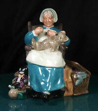 Royal Doulton Figurine - Nanny - HN2221 - 1st Quality - New Condition
