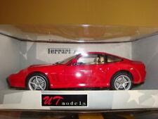 FERRARI F 550 Maranello Red 1:18 UT Models VERY RARE DISCONTINUED BRAND NEW