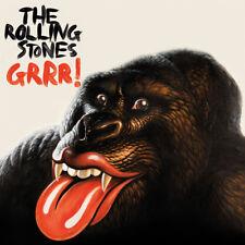 Rolling Stones - Grr! - Ready Framed Canvas 40x40cm