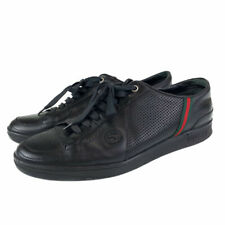 """GUCCI Sneakers 8.5 10.6 """"""""10.8"""""""" leather mens from Japan"""