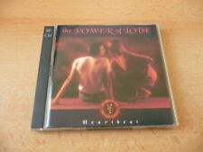 Doppel CD The Power of love - Heartbeat: Mr Mister Foreigner Kate Bush Stevie Ni